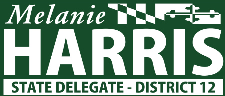 Melanie Harris for Delegate