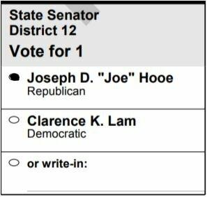 state senate pick