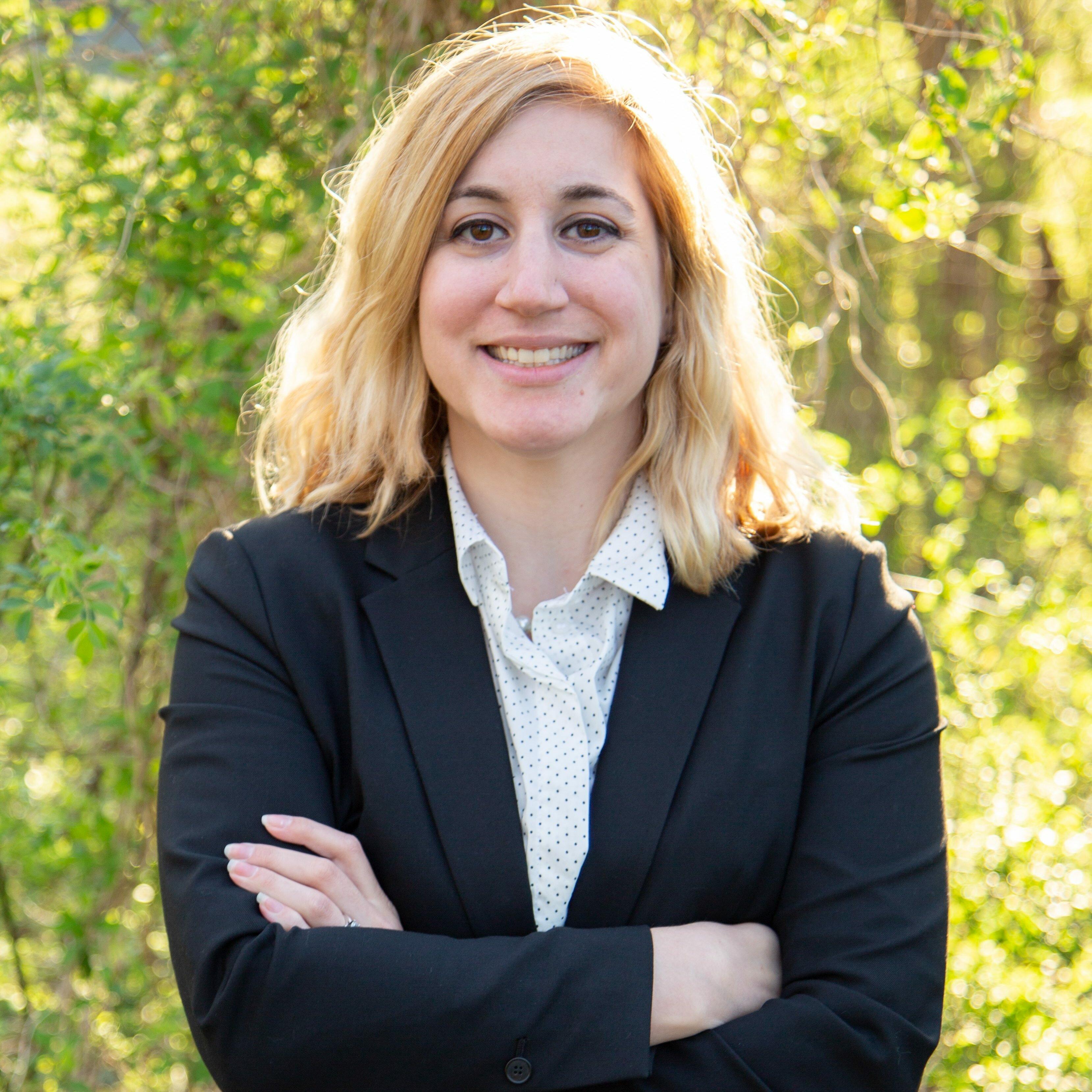Melanie Harris Campaign Headshot